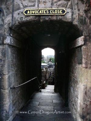 EdinburghAdvocatesClose