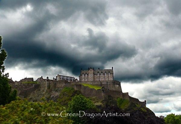 EdinburghCastleStorm