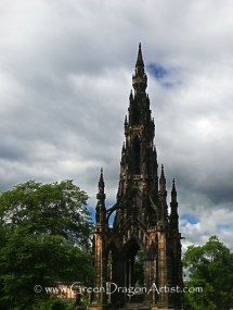 EdinburghScottMonument2