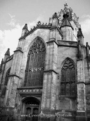 EdinburghStGilesBW