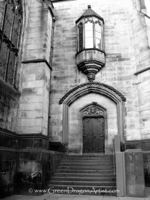 EdinburghStGilesDoor