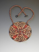 Red Celtic Knot N