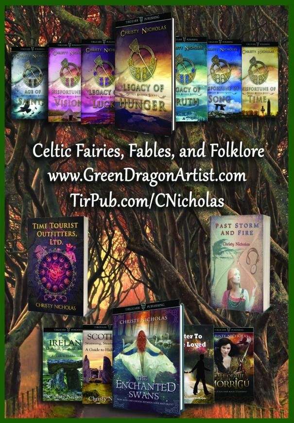 Green Dragon 14 books